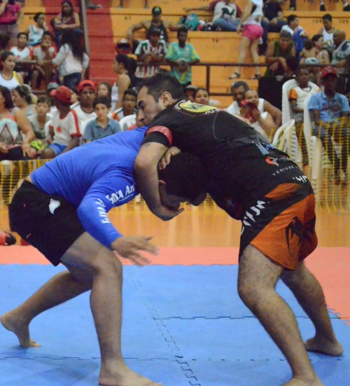 Luta de Brazilian Grappling