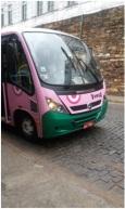 onibus rosa